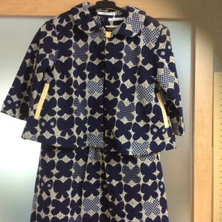 ミナペルホネン(mina perhonen)のmina   130cm   (ドレス/フォーマル)