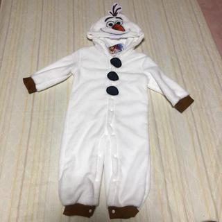 アナトユキノジョオウ(アナと雪の女王)のオラフ 着ぐるみ 90(衣装)