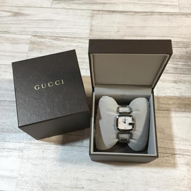 Gucci - GUCCI 時計 電池切れの通販 by ロールパンナ's SHOP