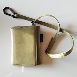 ポーター(PORTER)のPORTER 財布  カードケース  パスケース 定期入れ(名刺入れ/定期入れ)