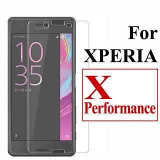 エクスペリア(Xperia)のXperia X performance(保護フィルム)