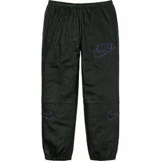 シュプリーム(Supreme)のsupreme NIKE leather warm up pant Mサイズ(その他)