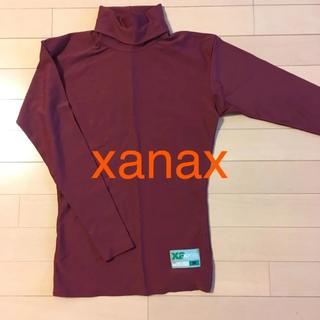 ザナックス(Xanax)のお値下げ!!ザナックス xanax 野球インナーM(ウェア)