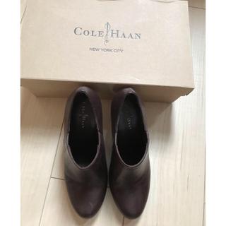 コールハーン(Cole Haan)の箱付き☆ColeHaanコールハーンブーツ(ブーツ)