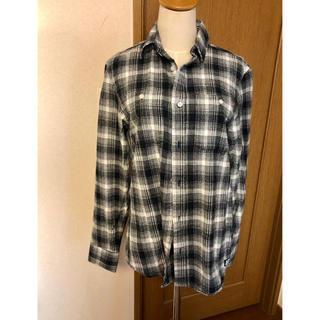 オルタモント(ALTAMONT)のオルタモント チェックシャツ ネルシャツ Lサイズ程(シャツ)