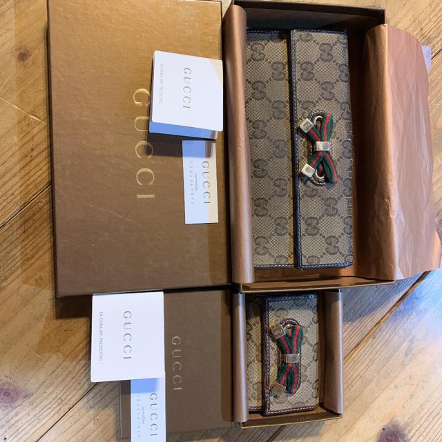 Gucci - 長財布&キーケースの通販 by りゅう&ふうママ's shop