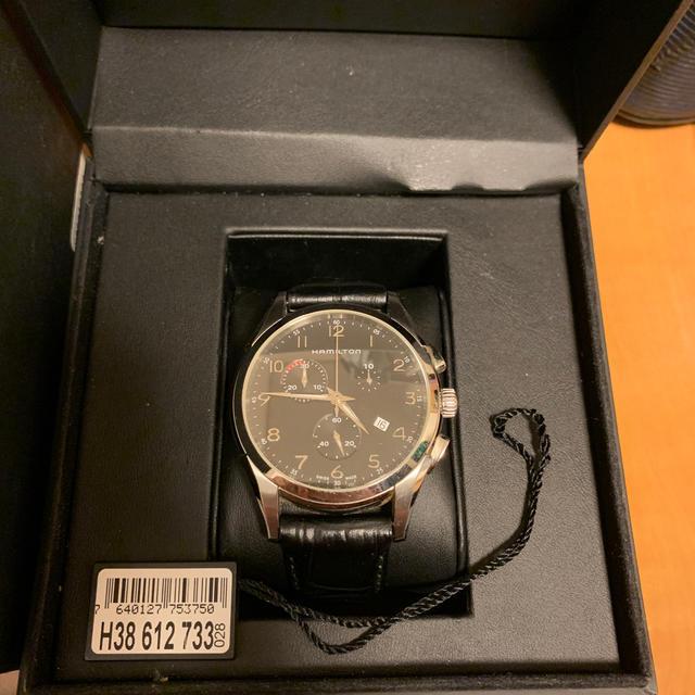 スーパーコピー 腕時計 激安 ブランド | Hamilton - ハミルトン ジャズマスター H38612733の通販 by seiya's shop