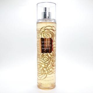 バスアンドボディーワークス(Bath & Body Works)のBBW Warm Vanilla Sugar ボディーミスト(香水(女性用))
