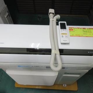パナソニック(Panasonic)のK1060 パナソニック 中古エアコン 主に10畳用 冷2.8kw/暖3.6kw(エアコン)