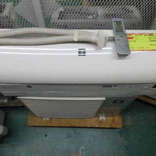 シャープ(SHARP)のK1061 シャープ 中古エアコン 主に16畳用 冷5.0kw/暖6.0kw(エアコン)