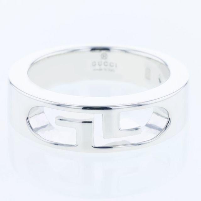 Gucci - ☆新品☆未使用☆Gucci グッチ ダブルGリング9号の通販 by mimi's shop