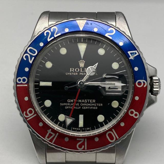 ブランパン偽物 時計 激安大特価 、 ROLEX - ロレックス 1675 ヴィンテージ 1965年製造 希少の通販 by beet's shop