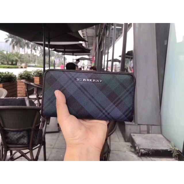 ウブロ偽物値段 - BURBERRY - 素敵 美品 BURBERRYバーバリー 長財布 正規品 ファスナーの通販 by N.mam's shop
