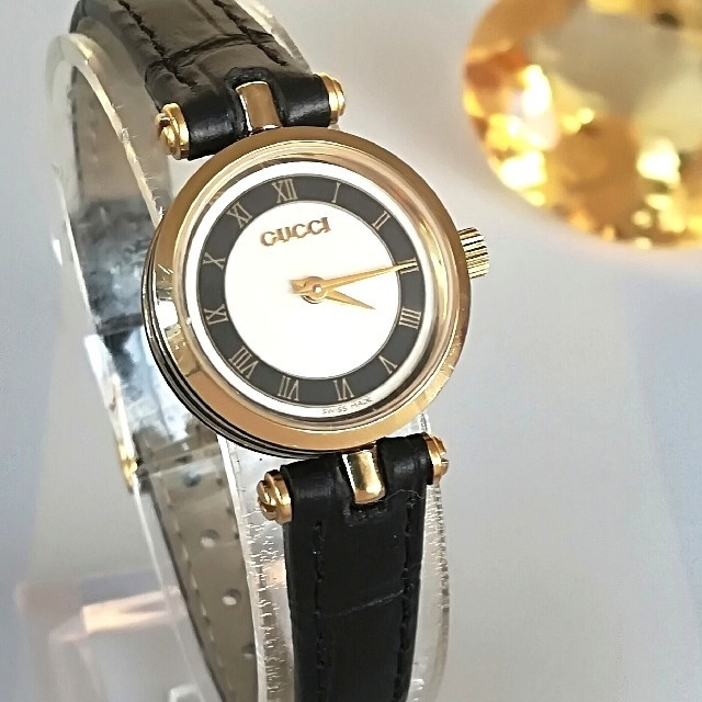 Gucci - 綺麗 グッチシェリー 新品ベルト レディースウォッチ時計 卒業式プレゼント 美品の通販 by coco shop