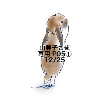 ★12/25★由美子さま専用ページ05(その他)