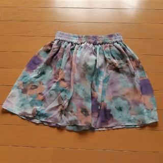 リエンダ(rienda)のリエンダ rienda キュロットスカート スカート ミニスカート(キュロット)