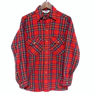 ウールリッチ(WOOLRICH)の◆美品◆woolrich(ウールリッチ)◆60〜70's◆アメリカ製◆ネルシャツ(シャツ)