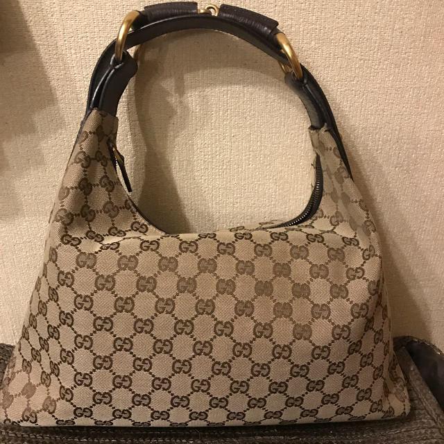 Gucci - 美品GUCCIショルダーバッグの通販 by マリーン's shop