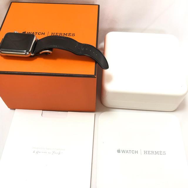 Hermes - HERMES エルメス アップルウォッチ ジャンク商品の通販 by ブランドショップ's shop