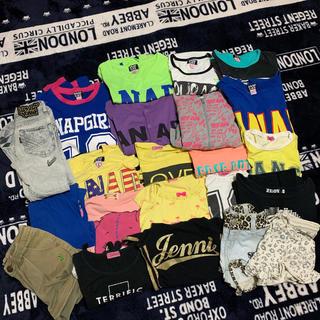 ジェニィ(JENNI)の女の子まとめ売り!120〜160 全てブランド(その他)