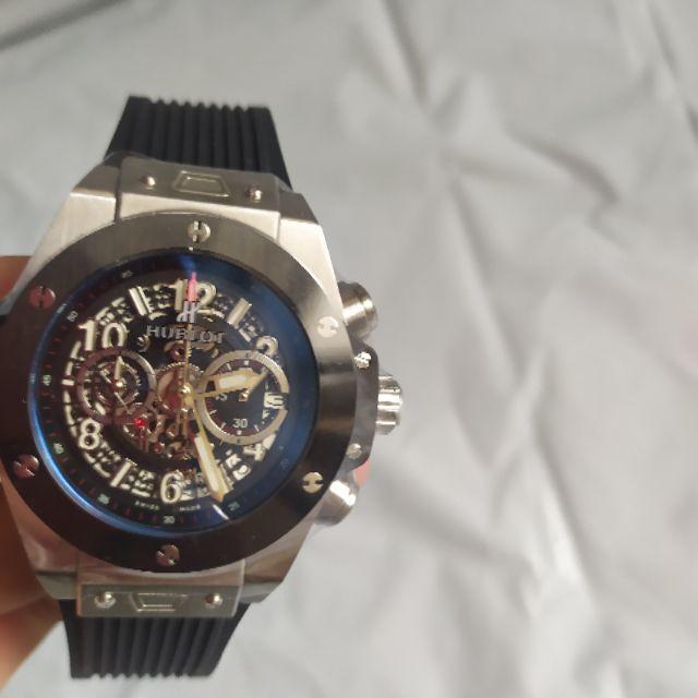 ウブロ偽物専門販売店 | HUBLOT - HUBLOT ウブロ 腕時計 メンズ クォーツ 44mmの通販 by pixi's shop