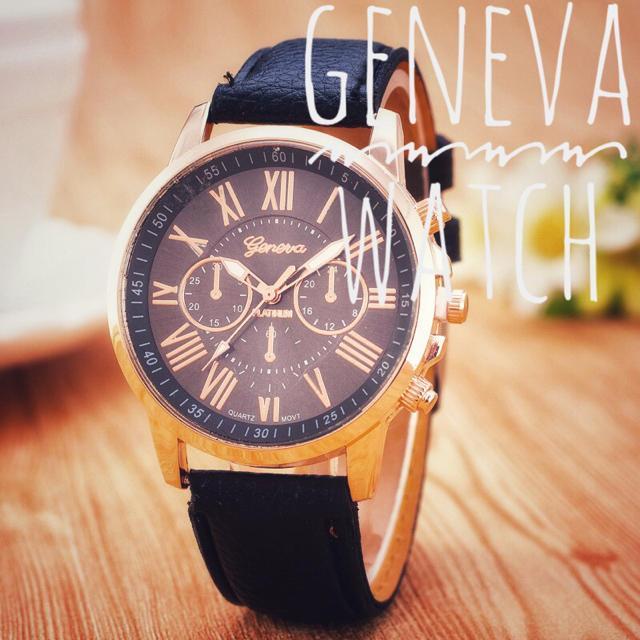 グッチ 時計 楽天 偽物 、 黒!大人気お得なGeneva腕時計の通販 by kotozou's shop
