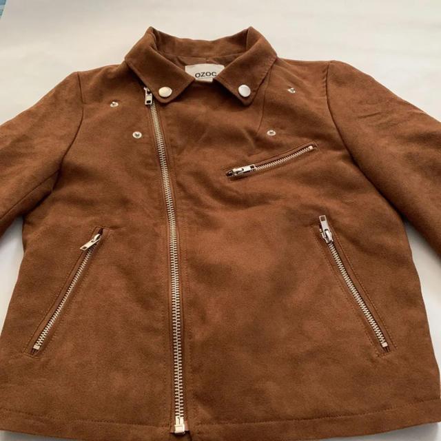 OZOC(オゾック)のライダース レディースのジャケット/アウター(ライダースジャケット)の商品写真