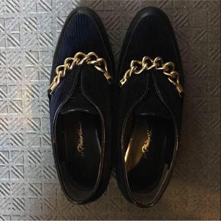 スリーワンフィリップリム(3.1 Phillip Lim)のフィリップリム チェーン付き靴 タイムセール(ローファー/革靴)