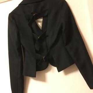 アリスアウアア(alice auaa)のNa+H 背中ベルト付ジャケット(テーラードジャケット)