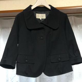 ストラ(Stola.)のstola  ストラ 新品未使用 七分袖ジャケット Mサイズ(テーラードジャケット)