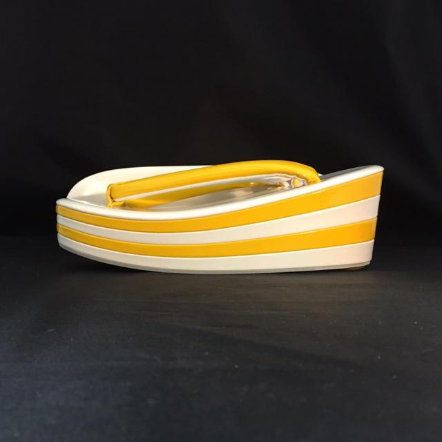 ハイヒール 草履バッグ セット (新品) #317 レディースの靴/シューズ(下駄/草履)の商品写真