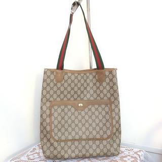 Gucci - グッチ トートバッグ  シェリーラインの通販