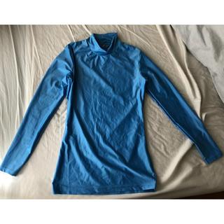 エックスジー(xg)のXG インナーシャツ 水色 ブルー Lサイズ(ウェア)