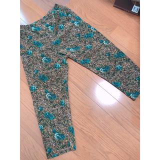ドルチェアンドガッバーナ(DOLCE&GABBANA)の古着 柄パンツ ユニセックス(カジュアルパンツ)