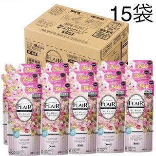 カオウ(花王)のフレア フレグランス  ジェントル&ブーケ 15袋(洗剤/柔軟剤)