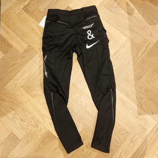 アンダーカバー(UNDERCOVER)の新品 NIKE UNDERCOVER カーゴ パンツ 黒 ブラック S(ワークパンツ/カーゴパンツ)