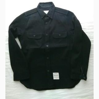 エンジニアードガーメンツ(Engineered Garments)のNigel Cabourn × J.s.Homestead ウールシャツ  (シャツ)