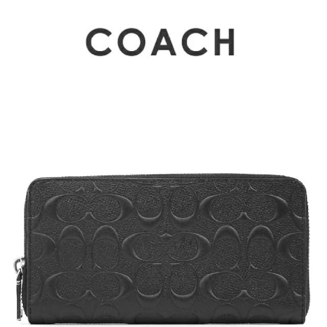 COACH - COACH 長財布 メンズの通販 by ユウト's shop