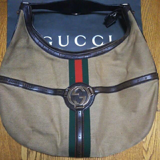 パネライ 時計 人気 、 Gucci - GUCCI♥グッチのショルダーバッグ❤ヴィンテージ❤トートの通販 by GuardianAngel's shop