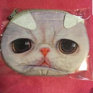 ブサカワ猫 財布 ポーチ(財布)