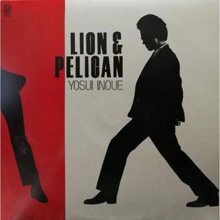 【廃盤LP】井上陽水 / Lion & Pelican(その他)