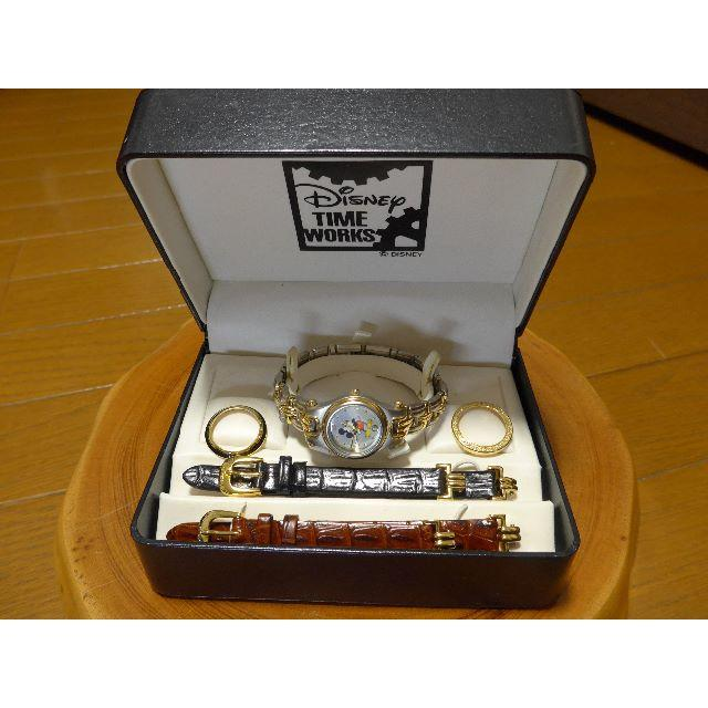 セイコー 腕時計 スーパーコピー n級品 - ディズニー・キャラクター時計 交換ベルト及びべセル各2個付 レディース クォーツの通販 by 天真爛漫