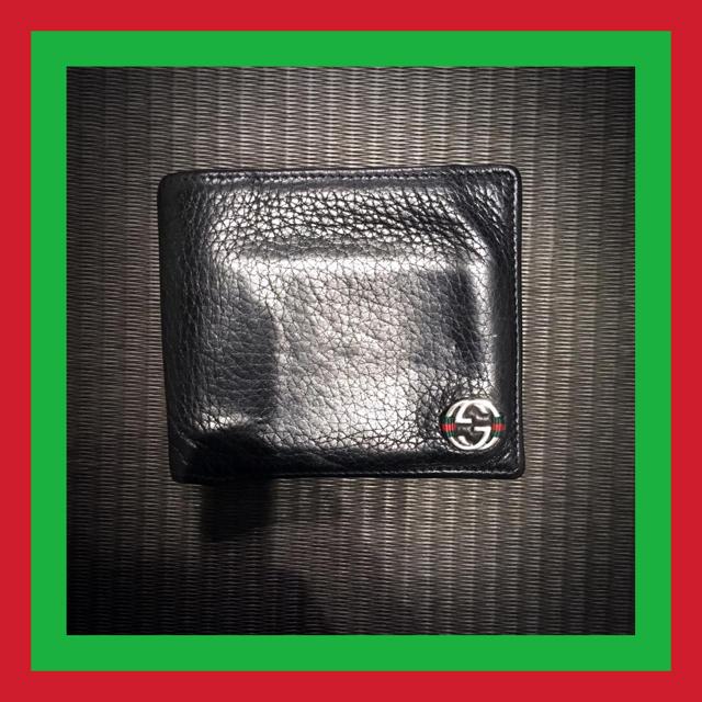 ベルト 革 - Gucci - GUCCI グッチ 財布 黒猫館の通販 by 3児のパパスケ's shop
