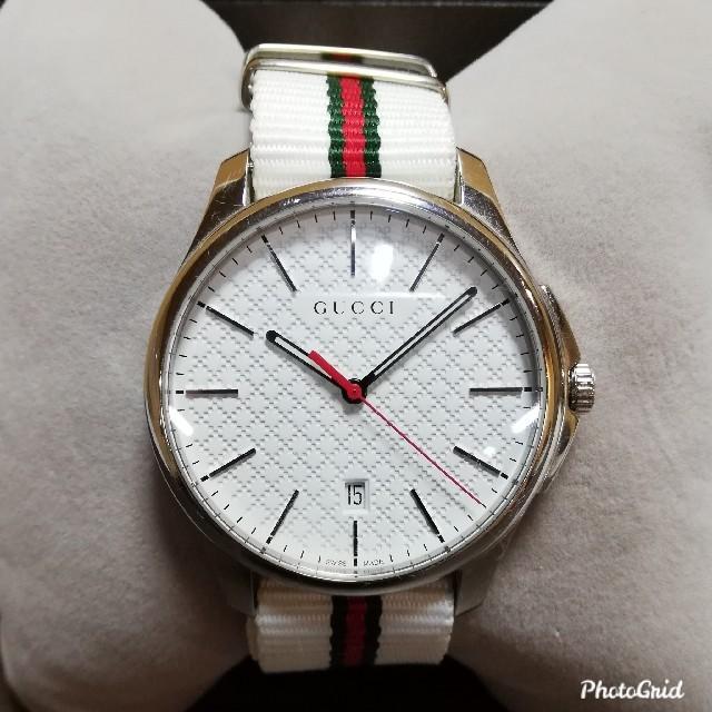 バセロン コンスタンチン 時計 - Gucci - GUCCI  グッチ クォーツ 正規品!の通販 by cho's shop