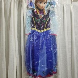 アナトユキノジョオウ(アナと雪の女王)の未開封品 おしゃれドレス アナ(衣装)