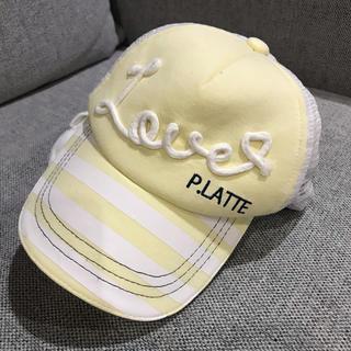ピンクラテ(PINK-latte)のキャップ(その他)