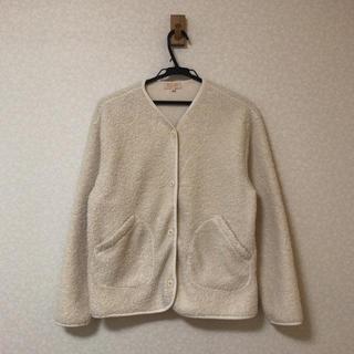 シマムラ(しまむら)のモコボアジャケット(毛皮/ファーコート)