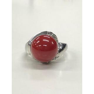 天然赤珊瑚 リング(リング(指輪))
