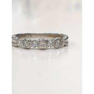 天然ダイヤモンドリング(リング(指輪))