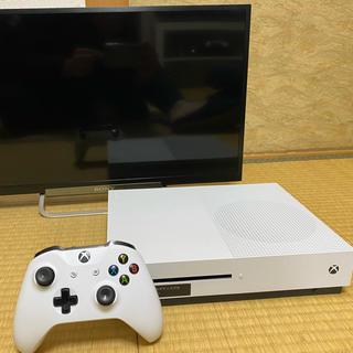エックスボックス(Xbox)の🕹🕹🕹 Xbox one S 美品(家庭用ゲーム機本体)